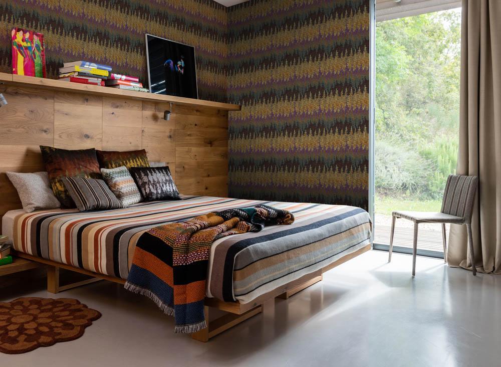 Papeles Pintados Interiorismo Textil
