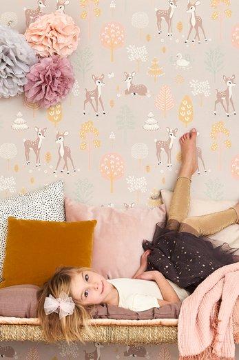 Papel Pintado Interiorismo Infantil